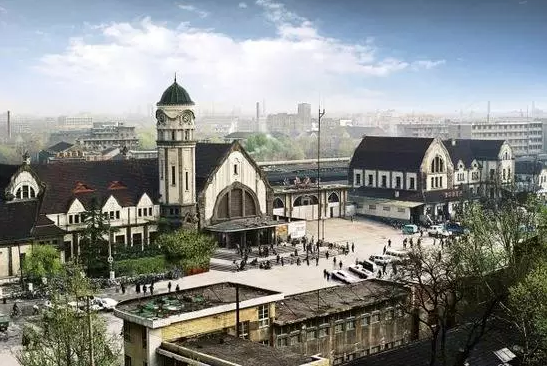 痛心!1992年谁拆除了曾是亚洲最大的火车站?现在后悔了