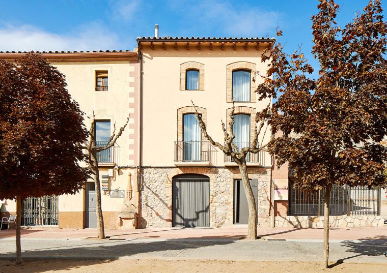 西班牙CanRamon酒店和餐厅
