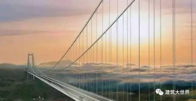 用火箭架桥!云南200层楼高的世界第一高桥!震惊世界!_59