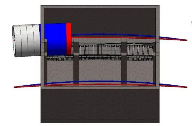 中建六局首个盾构法施工综合管廊隧道全部贯通_8