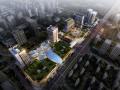 [南昌]莱蒙新都会中心规划及建筑方案