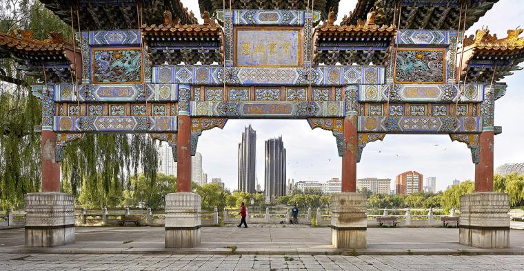北京朝阳公园广场-9