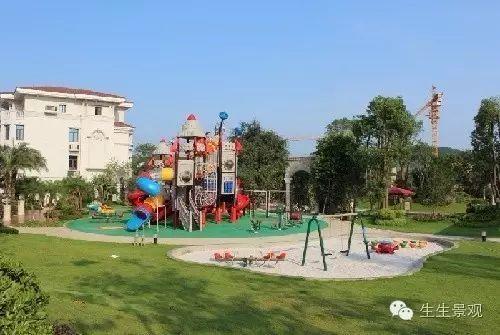 我想要一个这样的儿童公园!