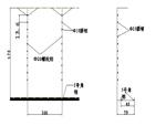 大桥预支架法绑扎预制T梁腹板钢筋技术应用