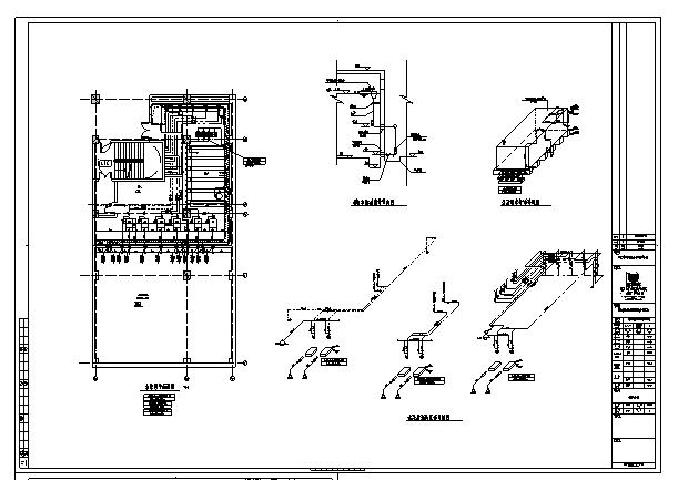 合肥工行后台中心施工图