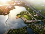 [河南]郑州西流湖片区景观规划方案(生态、文明)