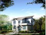中式风格自家别墅建筑设计