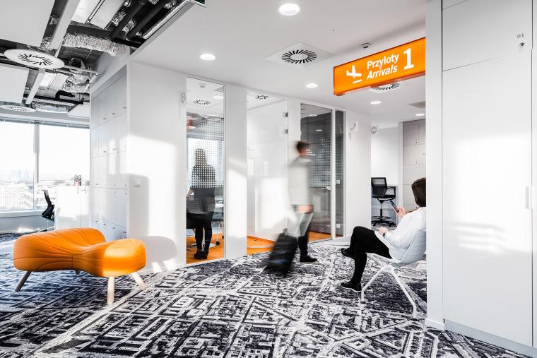 #办公空间设计案例#波兰MediaCom总部办公室-013-MediaCom-Warsaw-by-Workplace