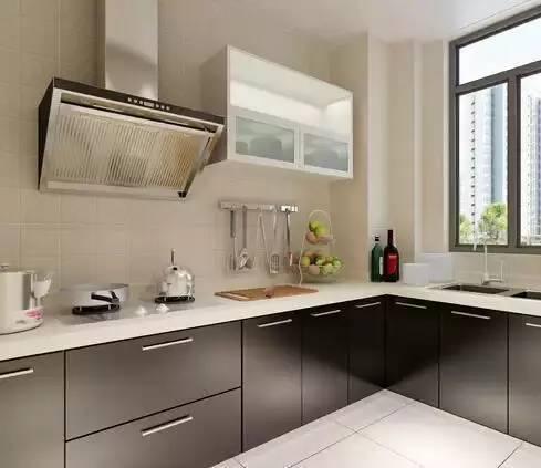 现代简约两室两厅住宅空间设计装修效果图 榻榻米做书房!