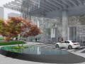 [北京]生态国际商务地标附屋顶花园商业环境景观设计方案