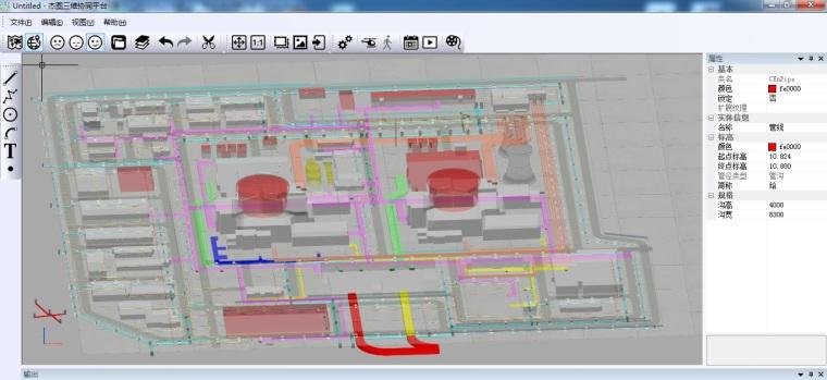 推荐一款管廊设计工具_3