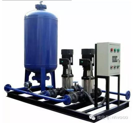 暖通空调系统定压补水装置的选用_4