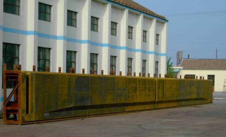 装配式钢筋混凝土桥梁施工工法