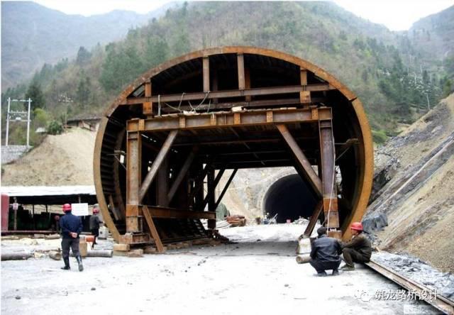 呐,你想要的隧道勘测设计就在这儿!已打包快带走~