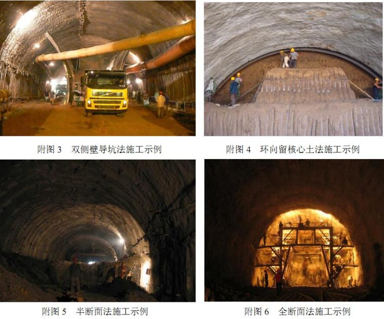 [浙江]高速公路施工隧道工程标准化管理实施细则