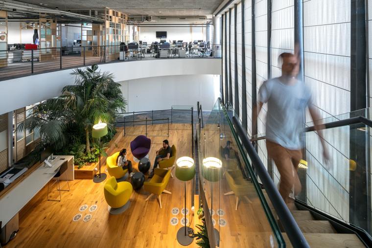以色列SAP总部大楼-7