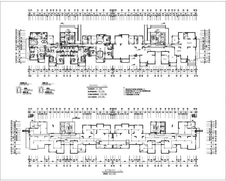 [江苏]同济家园三期电气设计全套图纸