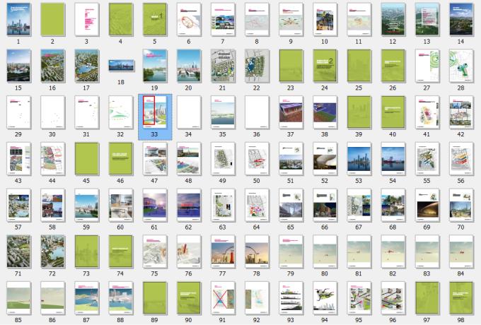 [江苏]滨江现代低碳示范区山水田园城市规划景观设计方案_16