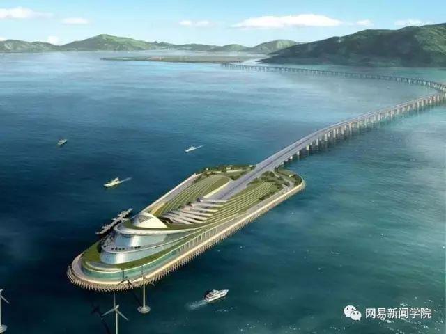 用钢圆管筑岛,港珠澳大桥人工岛这方案完胜日本|了不起的中国_14