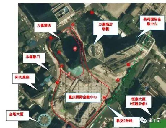 43m深基坑改造施工难点介绍,值得看的案例