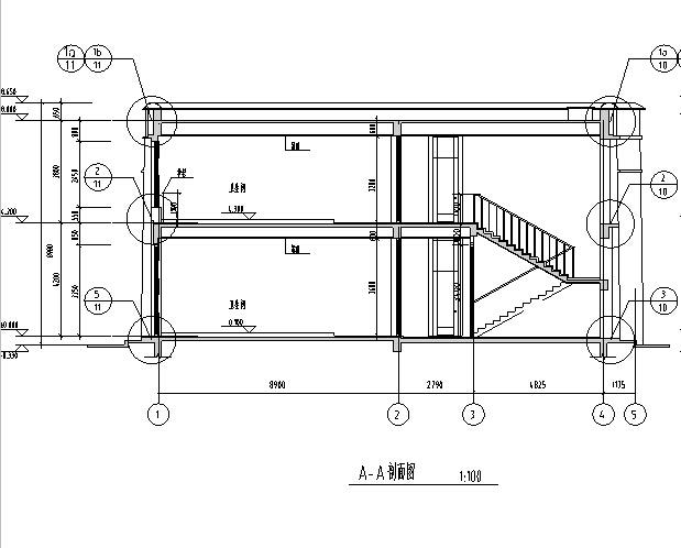 [西藏]高层假日酒店全套施工图(水暖电、结构及室内图纸)_7