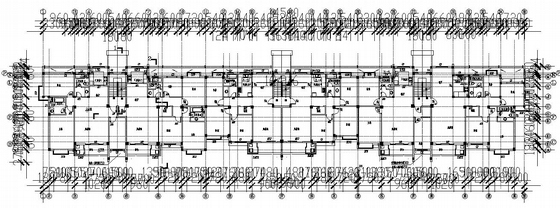 某多层住宅直饮水管道设计图