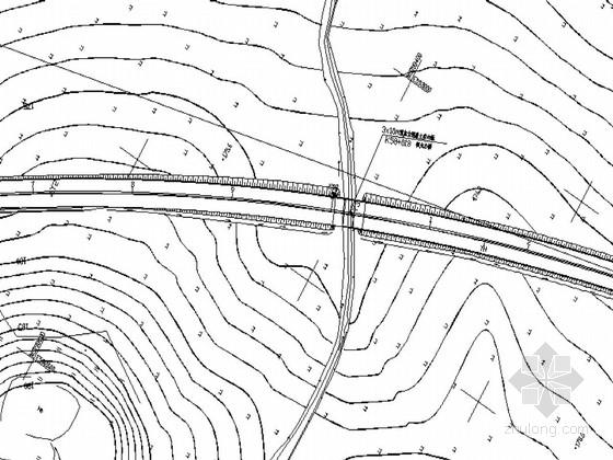 [黑龙江]桥面连续预应力混凝土(后张)简支空心板桥施工图51张