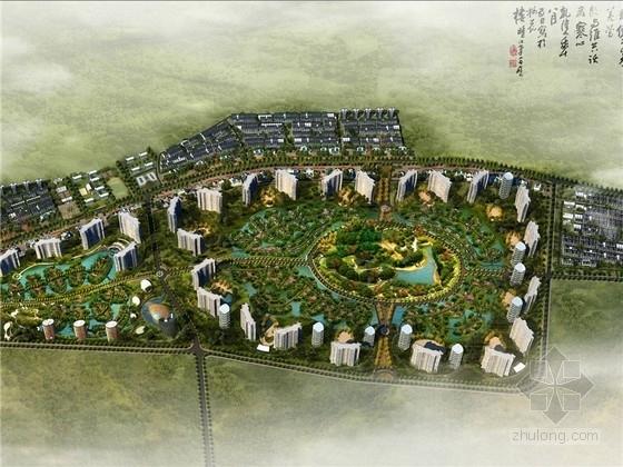 [海南]新农村建设片区规划与建筑设计方案文本