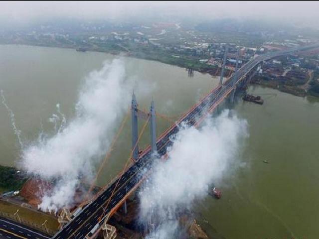 湖南株洲枫溪大桥攻克两大世界性难题