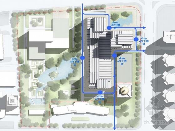 [青岛]军区疗养院景观扩初设计方案图片