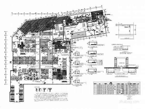 变配电工程完整电气施工设计图纸(2015年设计)
