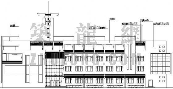 某派出所建筑设计方案