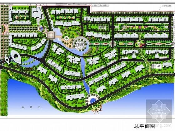 武汉小区景观设计方案