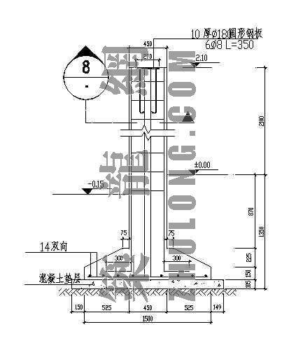 木质方亭施工图-3