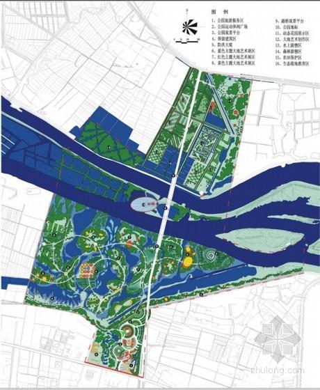 特色主题公园景观文本资料下载-[江苏]主题公园景观规划概念性设计方案