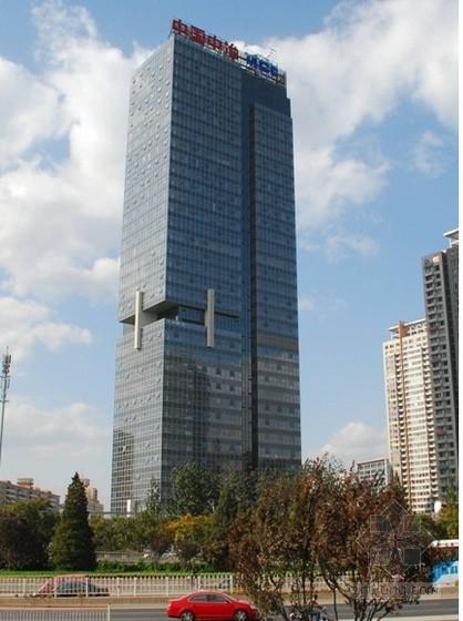 [北京]高层大厦新技术应用综合报告(鲁班奖)