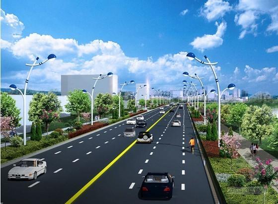 [杭州]道路建设工程标志标线施工招标文件(含招标控制价)