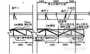 上海某机场航站楼高空悬挂移动脚手架施工技术