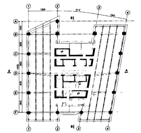 高宝金融大厦型钢混凝土框架一核心筒结构设计