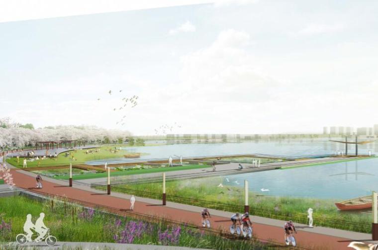 钱资湖景观概念规划设计方案文本-05科技滨湖先行区