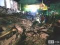 1死4伤,暹粒酒吧街建筑工地倒塌原为偷工减料!