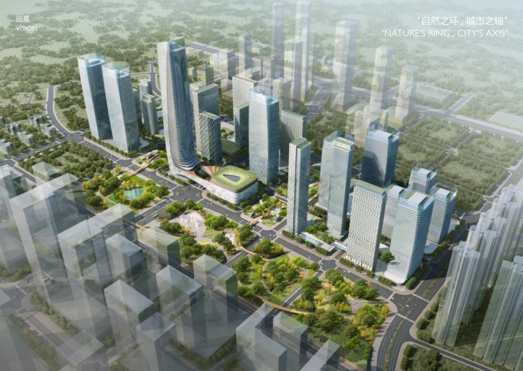[深圳]万科居住区用地规划及单体建筑设计方案文本
