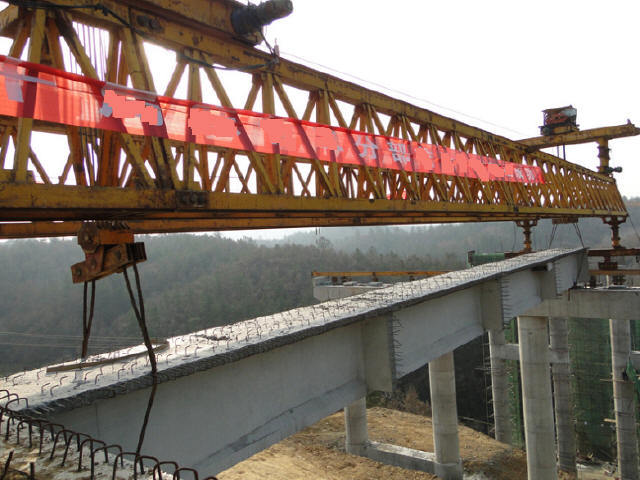 铁路跨高速公路1-96m系杆拱特大桥施工组织设计132页(先梁后拱法,支架法)