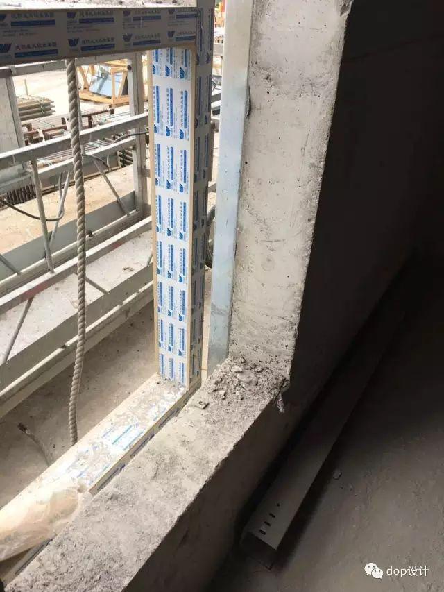 玻璃幕墙与装饰收口问题及施工流程_34