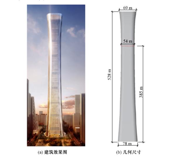 北京CBD核心区Z15地块中国尊大楼结构设计和研究-刘鹏