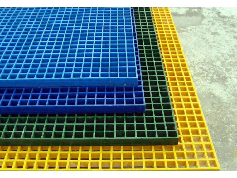 污水池选用玻璃钢格栅板得原因