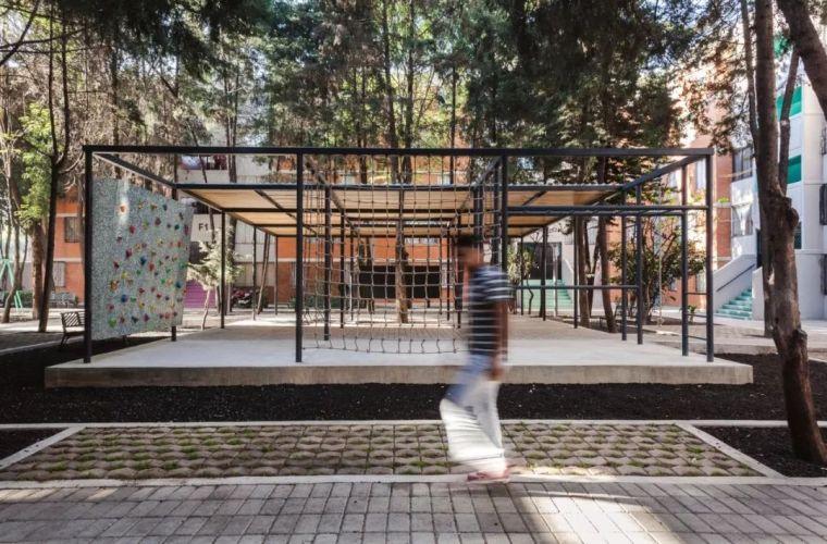 2018 MCHAP 新兴建筑奖公布!大奖颁发予'栏杆'公共空间