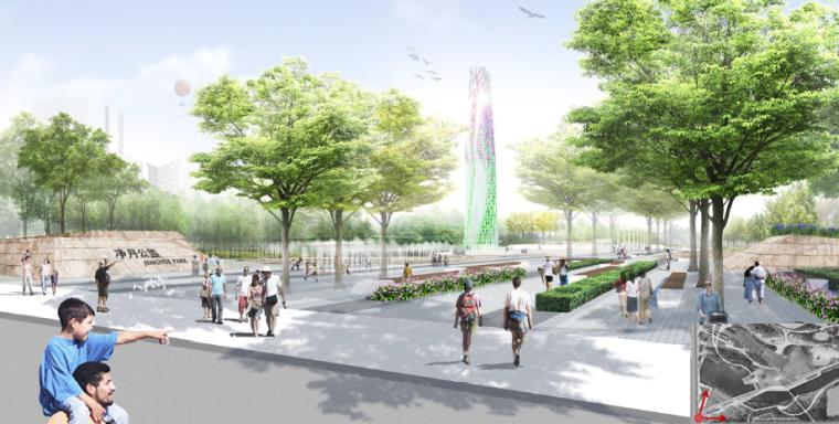 [吉林]某公园景观深化设计方案_1