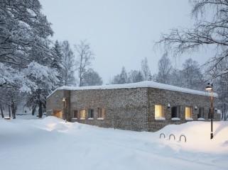 挪威Tanum教区中心