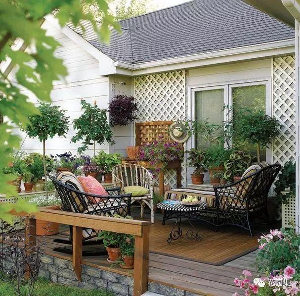 居住区与别墅庭院景观设计的差异_42